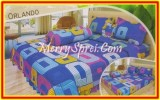 BED COVER LADY ROSE 180 Orlando